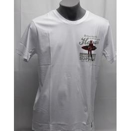 Camiseta Dibujo (6-Xxl)100%algodon