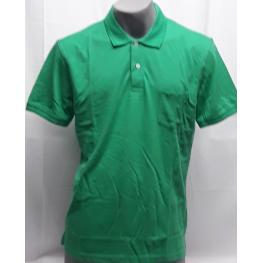 Polo Verde (5-Xl)100%algodon