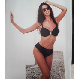 Bikini Negro (105) Copa C 92% Poliamida 8% Elastano