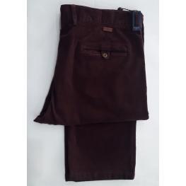 Pantalon Pana Burdeos (97% Algodon 3% Espandex )