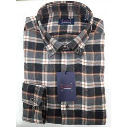 Camisa Franela (60%algodon40%poliester)