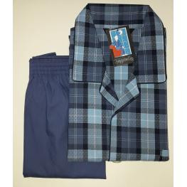 Pijama Cro Gales (100% Algodon )