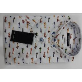Camisa Avioneta (100%algodon)