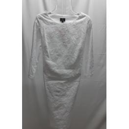Vestido Calado (100%algodon)