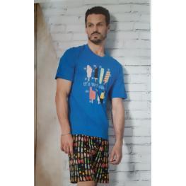 Pijama Polos (50%algodon50%modal)