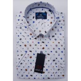 Camisa Pirata (100%algodon)