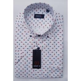 Camisa Coche (60%algodon40%poliester)