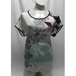 Camiseta (90%poliester10%elastano)
