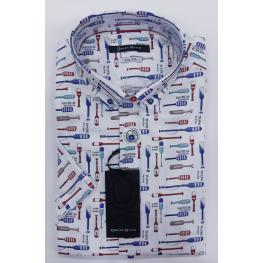 Camisa Remo (100%algodon)