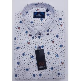 Camisa Calaveras (100%algodon)