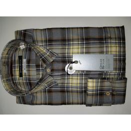 Camisa Cuadros (70%algodon30%poliester)