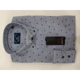 Camisa Dibujo (67%poliester33%algodon)