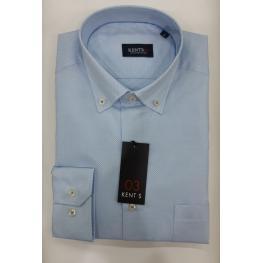 Camisa Falso Liso (67%poliester33%algodon)