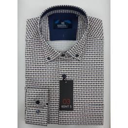 Camisa Dibujo (100%algodon)