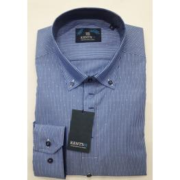 Camisa Rayas (67% Poliester33% Algodon )