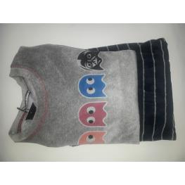Pijama Comecoco(80% Algodon 20% Poliester)