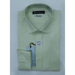 Camisa Amarilla(80% Poliester20%algodon)