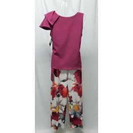 Pantalon Vestir (96%poliester4%elastan)