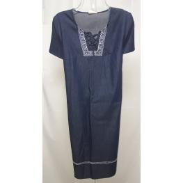 Vestido (100%algodon)
