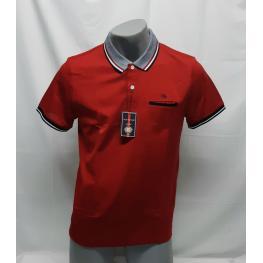 Polo Rojo (100%algodon)