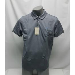 Polo Bigore Azul (100%algodon)