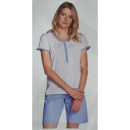 Pijama Sra (100%algodon)
