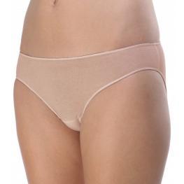 Bikini Súper-Elástico Visón  de Ferrys T. S Hasta L