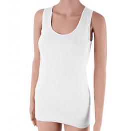 Camiseta Tirantes Anchos Anti-Alérgica Blanco de Ferrys T.  S Hasta Xl
