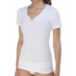 Camiseta M/c Adorno de Ferrys T. Xl-L-M