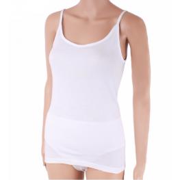 Camiseta Tirantes Anti-Alérgica Blanca de Ferrys T. S Hasta Xl