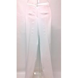 Pantalón de Vestir Sra. En Blanco de Equipo Moda T. 44 A 50