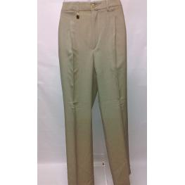 Pantalón Vestir Clásico En Claro de Caballero Beytom'S T. de 44 A 62