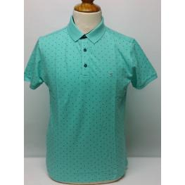 Polo Turquesa ( Xl )