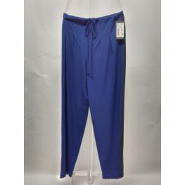 Pantalon Cordon Basico ( Azul Marino )