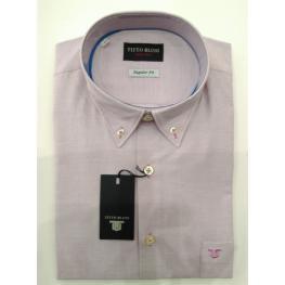 Camisa Vestir Malva (45)