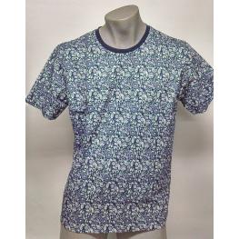Camiseta Estampada Hombre de Bcn T. M-L-Xl-2Xl