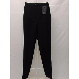 Pantalon Vestir Negro de Hortensia T. 46, 48, 50 y 52