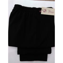 Pantalon Gomas Punto Negro (46)