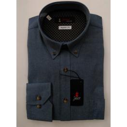 Camisa Caballero Lisa Azul de Jause T. 4, 5, 6 y 7