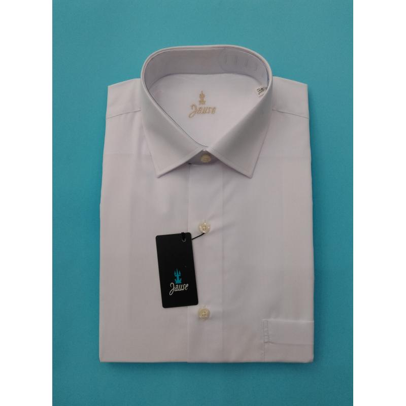 Camisa a Medida de Algodón Azul Haussmann Mansolutely
