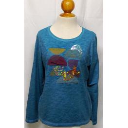 Camiseta Fantasía de Marina Riveiro T. 46-48-50