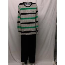 Pijama Cro Rayas (M)