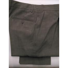 Pantalon Vestir Cro (54) Con Una Pinza 100%poliester