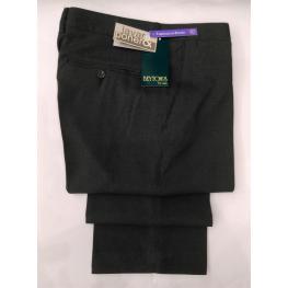 Pantalon Vestir Cro Sin Pinzas (52) (Falso Liso) 100%poliester G