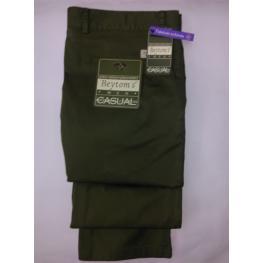 Pantalon Chino Clasico Cro (50) 96%algodon 4%lycra