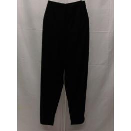 Pantalon Licra Liso Cordon(Xxl)95%poliester5%elastano Negro