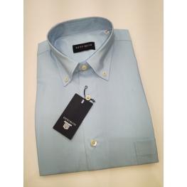 Camisa Manga Corta ( Celeste ) 45