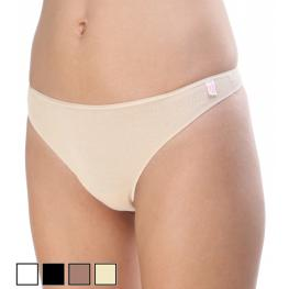 Tanga Anti-Alérgico 4 Colores Disponibles Ferrys T. S Hasta L
