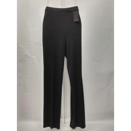 Pantalon Vestir Con Gomas Toda la Cintura Color de Hortensia T. 46, 48, 50 y 52