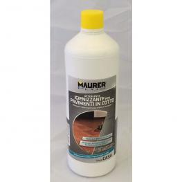Detergente Suelo Terracota Maurer 1 Litro